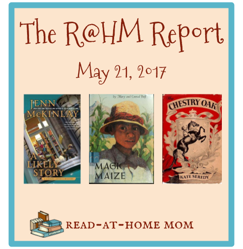 Read At Home Mom The Rahm Report For May 22 2017