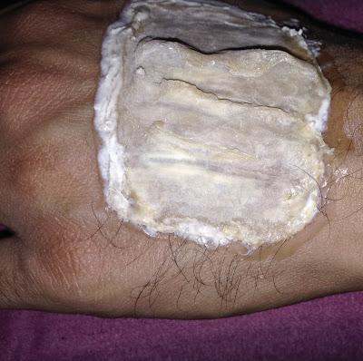 protesi per ferite finte