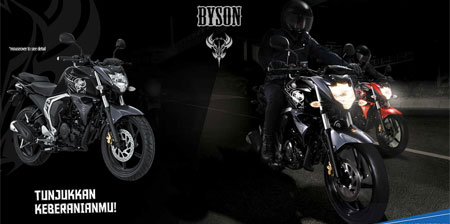 All New Yamaha Byson Fi 2015