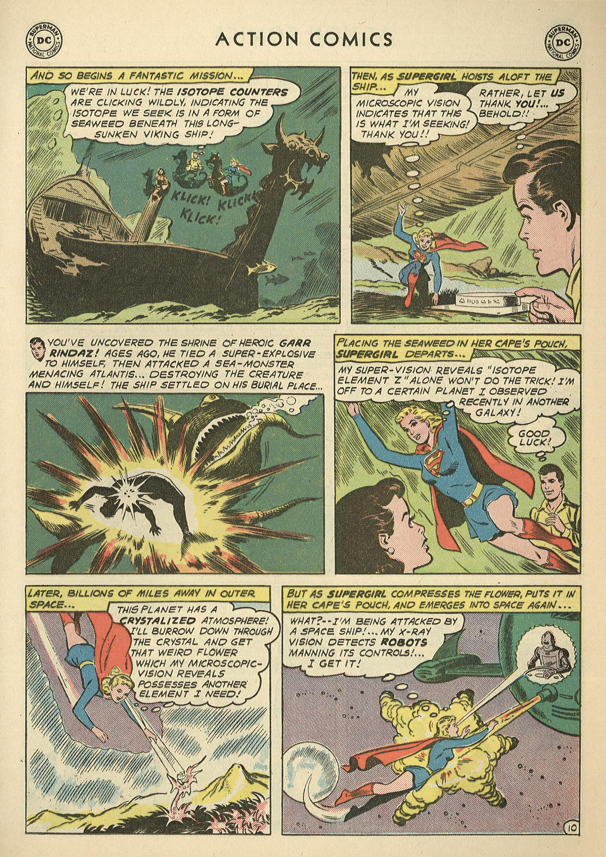 Read online Action Comics (1938) comic -  Issue #286 - 29