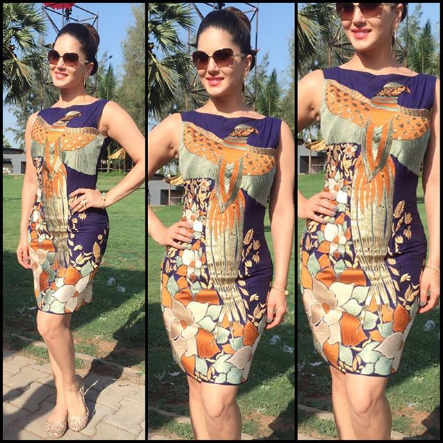 sunny-leone-beautiful-dress-image