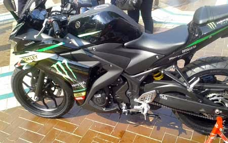 gambar Motor Yamaha R25 MotoGP Edition