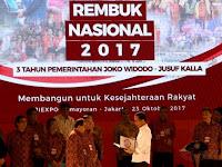 Rembuk Nasional Akan Dijadikan Rekomendasi Pemerintah untuk Tingkatkan Pembangunan