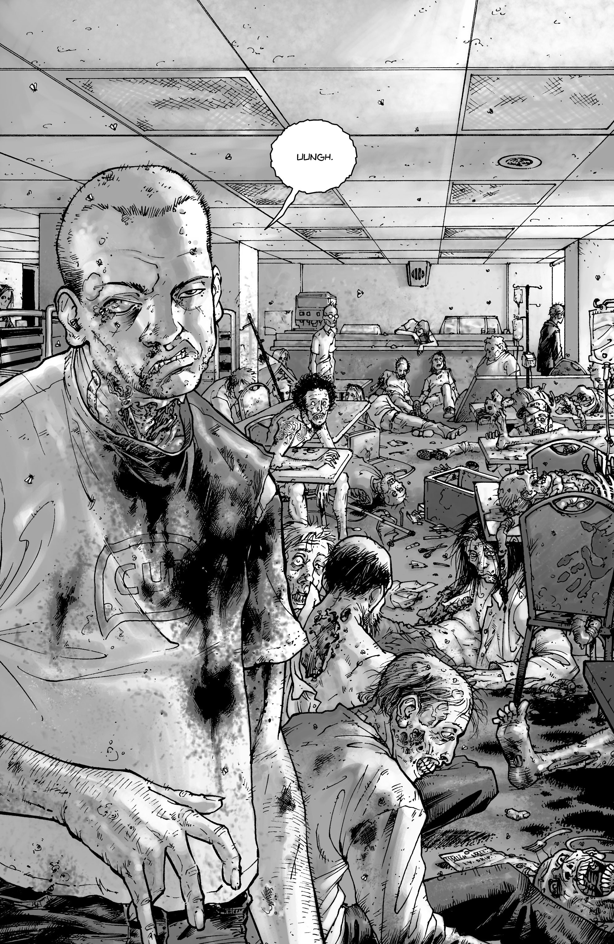 The Walking Dead issue 1 - Page 8