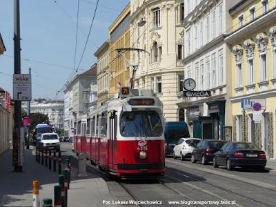 E2+C5  #4316+14??,  Wiener Linien