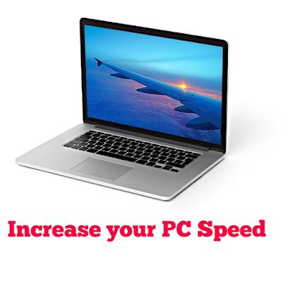 Pc speed increase, increase pc speed, increase computer speed.