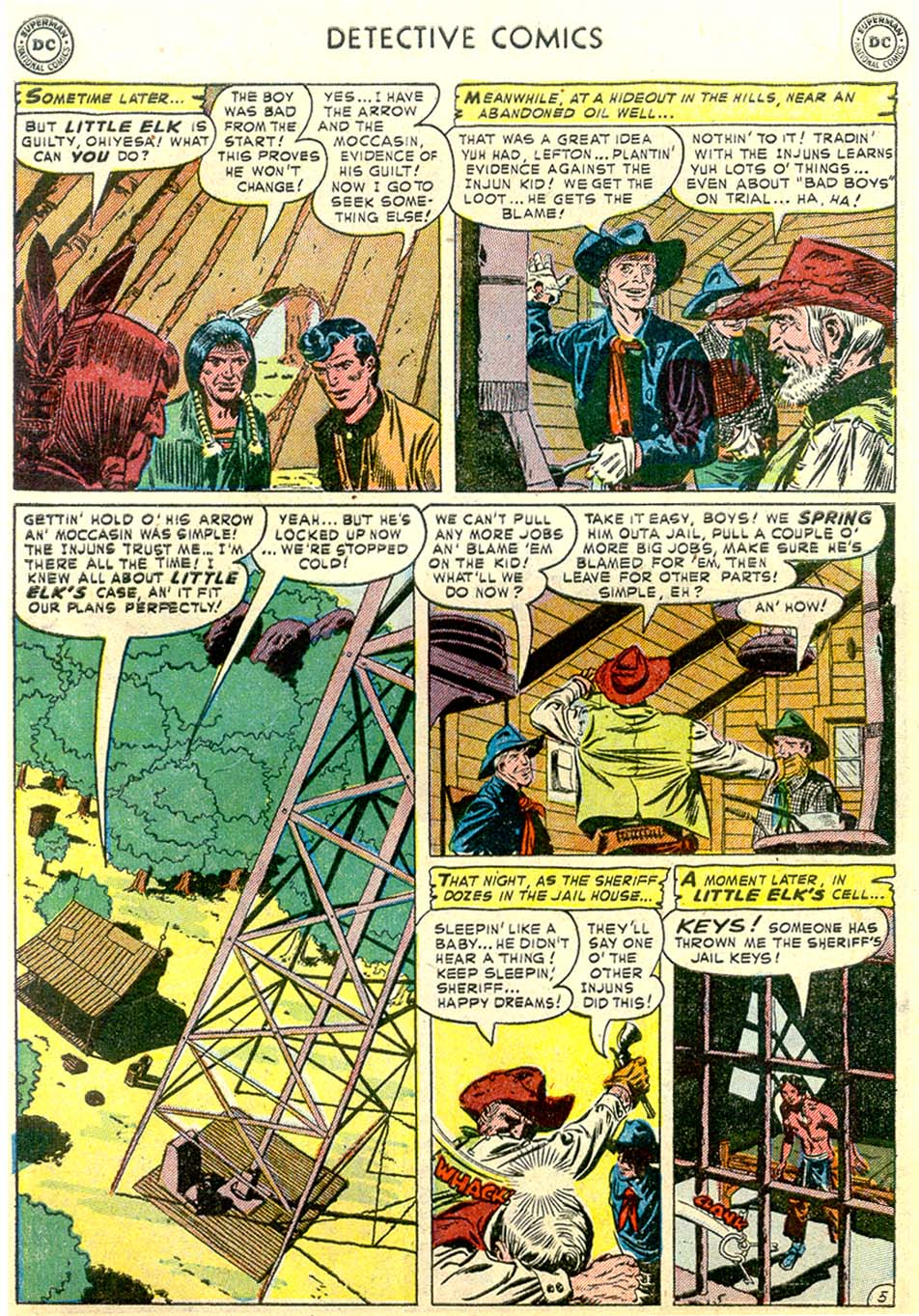 Read online Detective Comics (1937) comic -  Issue #179 - 37