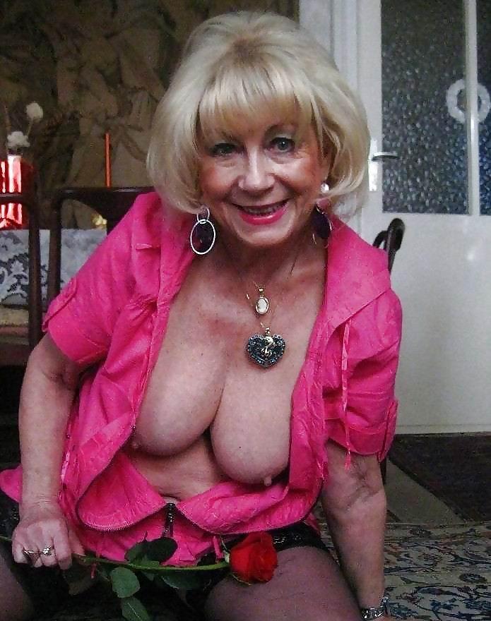 Granny Nipples 10