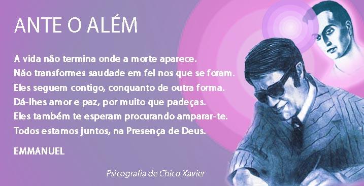 Mensagens De Chico Xavier Para Facebook: Novas Realidades