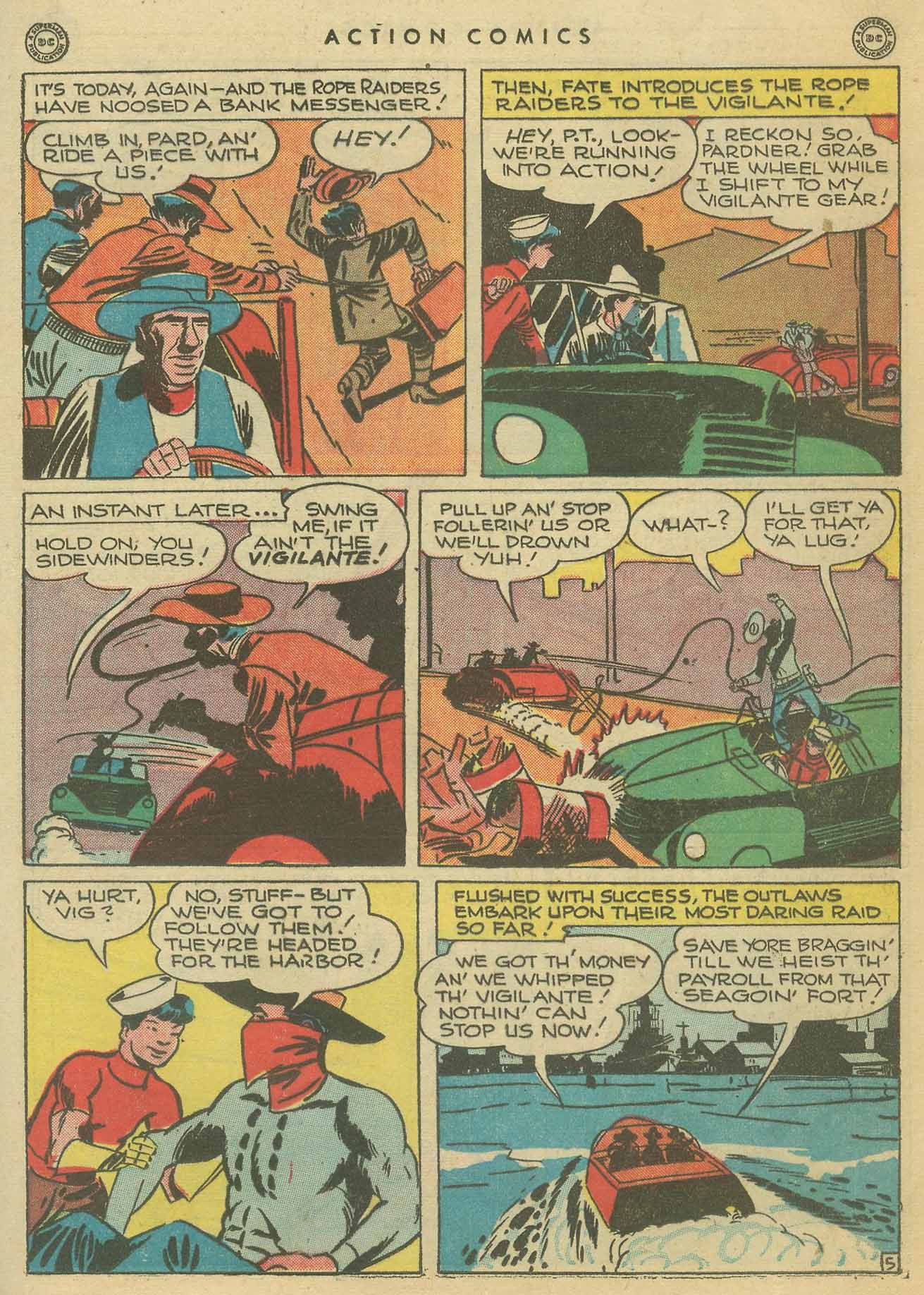 Read online Action Comics (1938) comic -  Issue #102 - 34