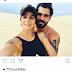 Ator Juliano Cazarré, da Globo, traz a família para aproveitar férias no PI