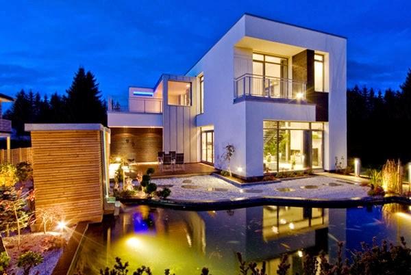 model rumah italia 2