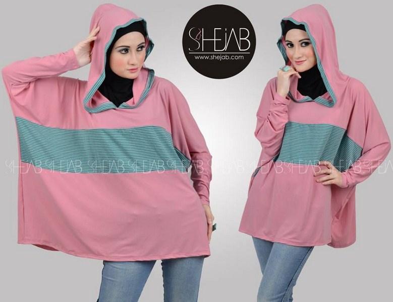 koleksi baju hijab untuk lebaran terbaru