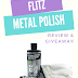 Review and Giveaway : Flitz Metal Polish for Jewelry Making