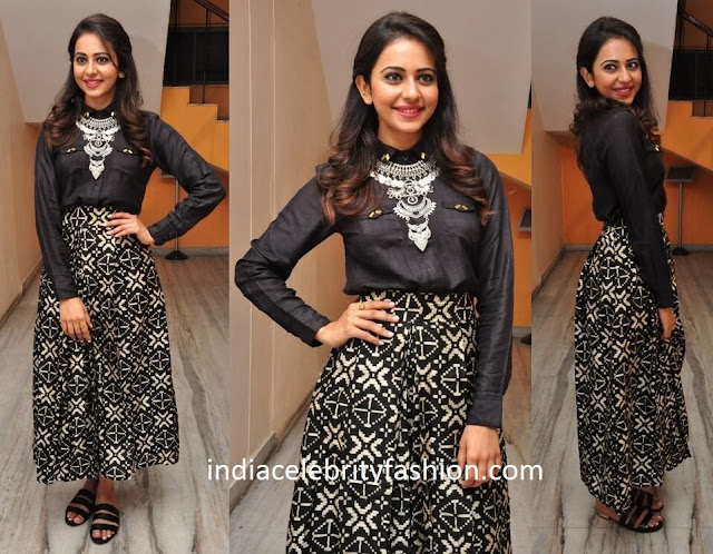 Rakul Preet Singh in The Right Cut Outfit