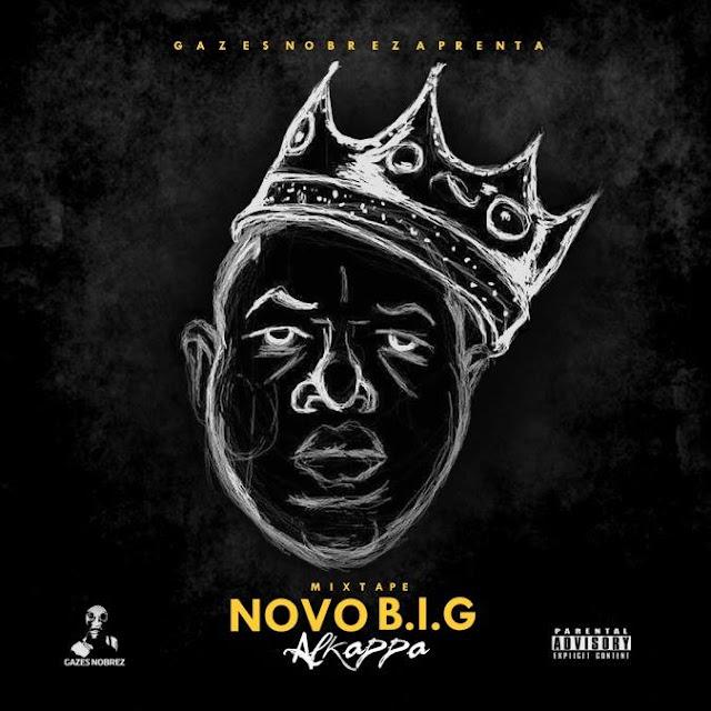 """O rapper angolano Alkappa lança a mixtape inititulada """"Novo B.I.G"""""""