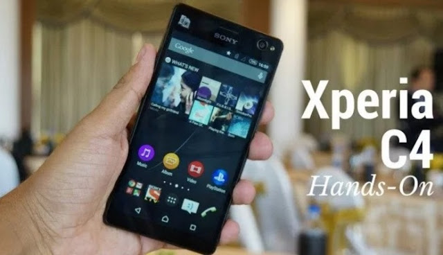 Harga HP Sony Xperia C4 Dual Tahun 2017 Lengkap Dengan Spesifikasi, Layar 5.5 Inchi, Kamera Utama 13 MP, RAM 2 GB