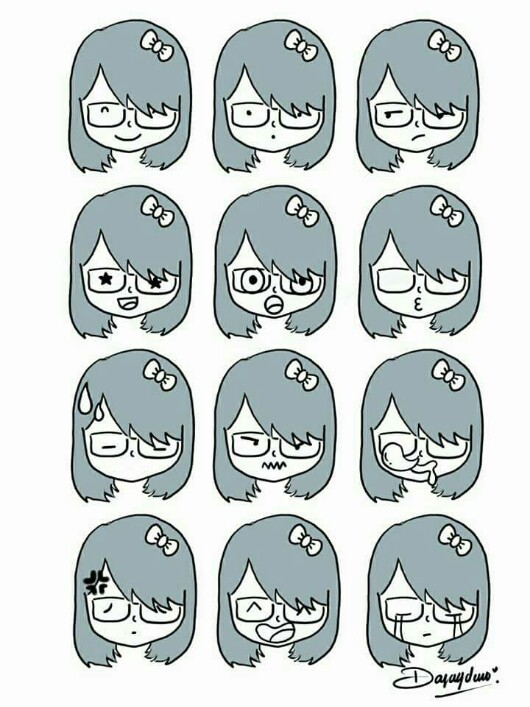 Emoji Dayang Deno