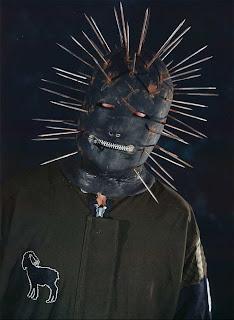美國金屬樂團 Slipknot —       每一個面具的明確歷史 14