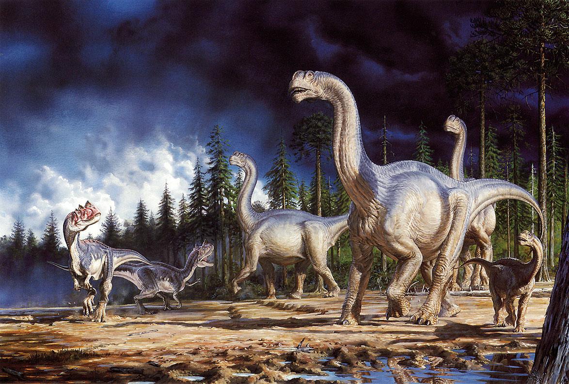 Hd Dinosaurs 11