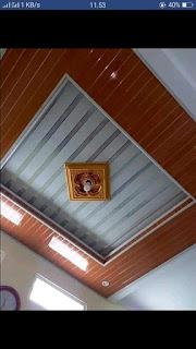 Jasa Tukang Plafon PVC Harga Murah