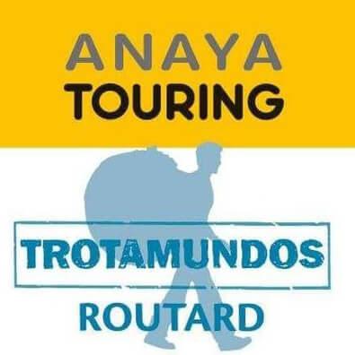 Anaya touring