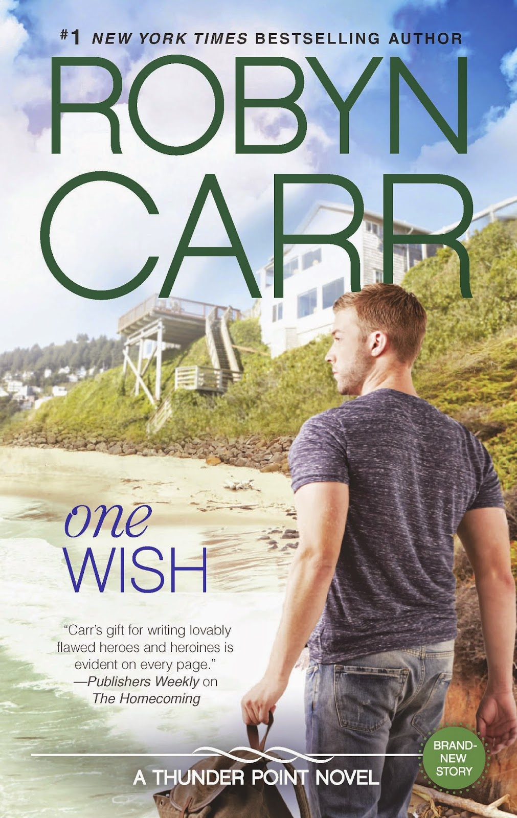 Q&A With Robyn Carr On Her New Book One Wish