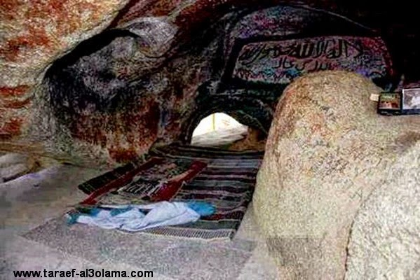 حديث بدء الوحي على الحبيب-طرائف العلماء-www.taraef-al3olama.com