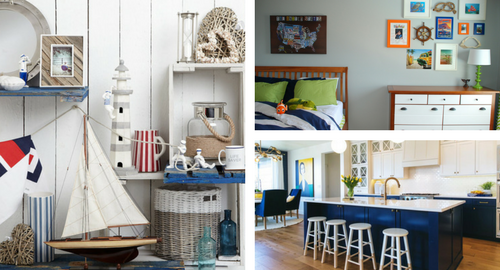 nautical home dcor inspiration to design your dream house