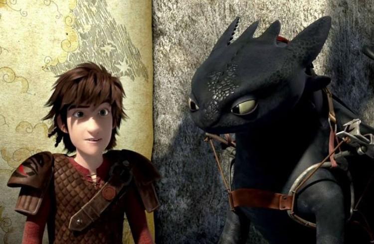 Nonton Film How To Train Your Dragon 3