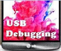 USB Debugging LG G3
