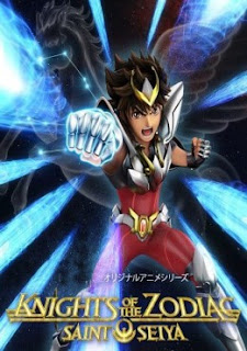 Knights of the Zodiac: Saint Seiya Latino
