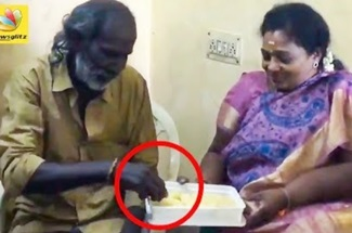 Tamilisai gave sweets to the Auto driver | Latest News