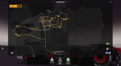 Download Map ETS2 Sulawesi Utara (NSM)