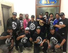 SP HIP HOP ALL STARS - 105 FM - PROGRAMA RAP DU BOM