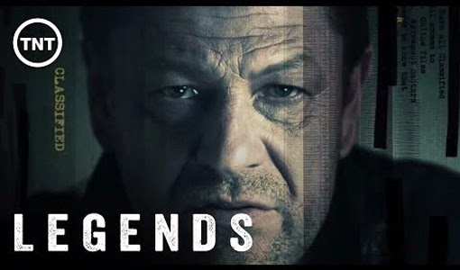 Legends acción perturbadora en TNT