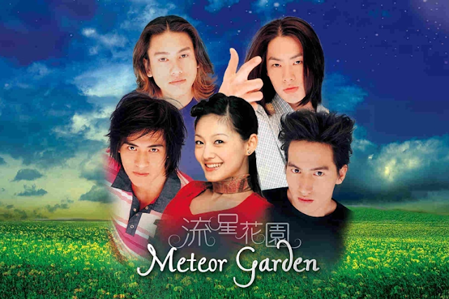 Lagu Ost Meteor Garden F4 Terbaru