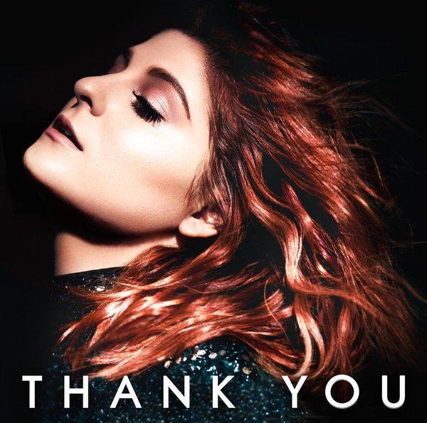 """Meghan Trainor actualiza sus redes sociales con la portada de su nuevo álbum """"Thank You"""""""