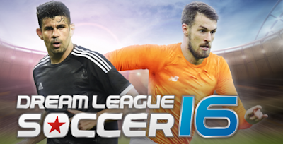 Download Dream League Soccer 2016 v3.041 Mod Apk Data