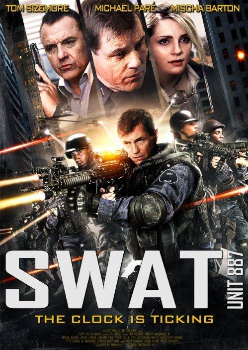 SWAT: Unit 887 หน่วยสวาท ปฏิบัติการวันอันตราย [HD][พากย์ไทย]
