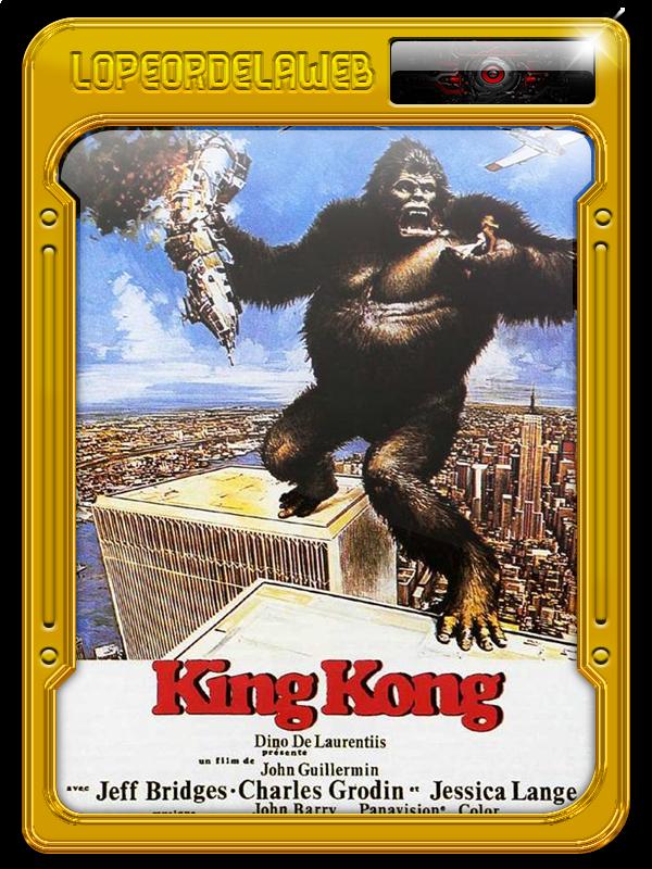 King Kong (1976) [BrRip-720p-Dual-Mega]