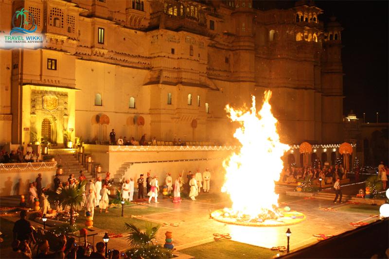 Royal Holi Udaipur, Rajasthan