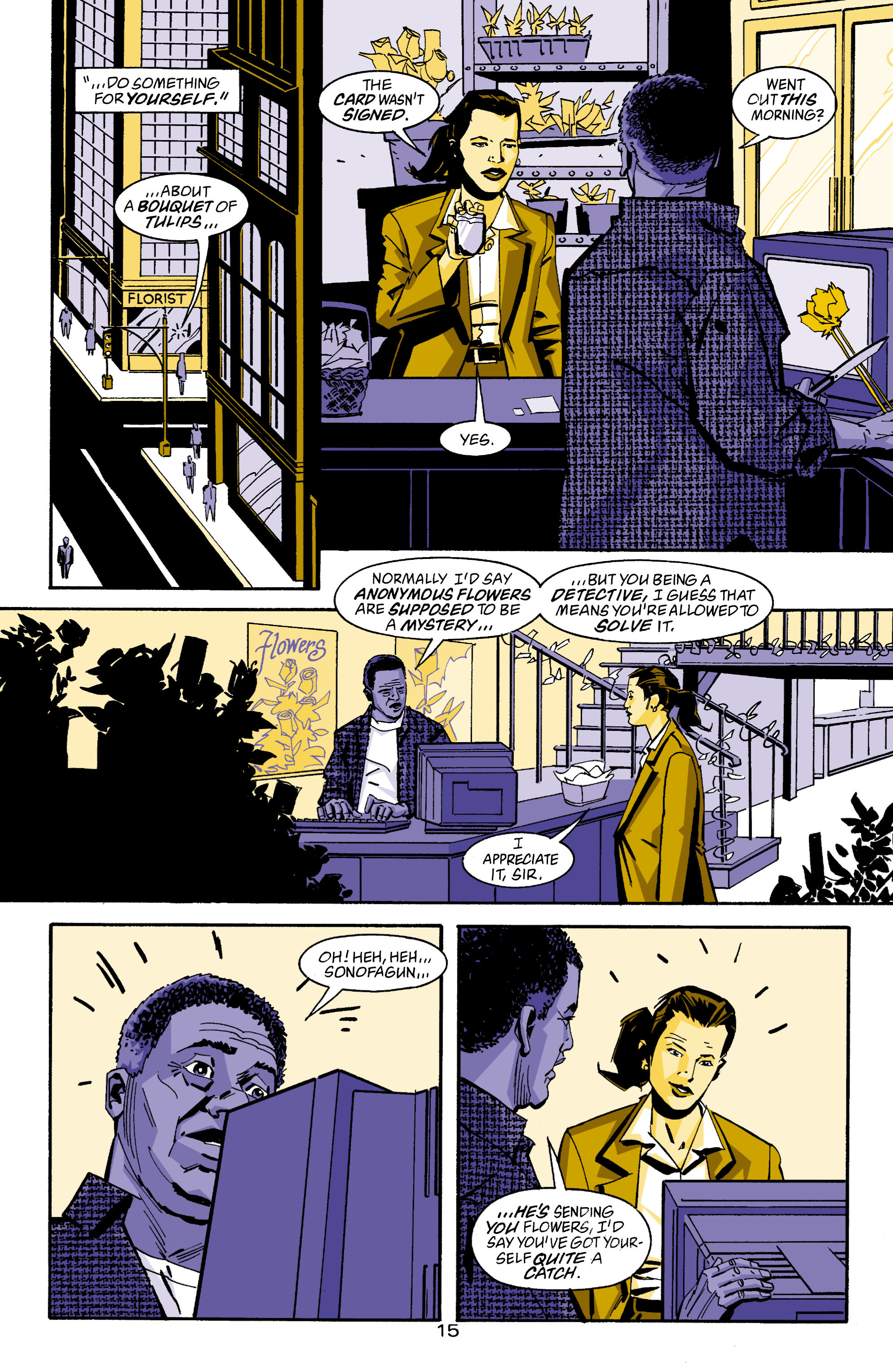 Detective Comics (1937) 747 Page 15