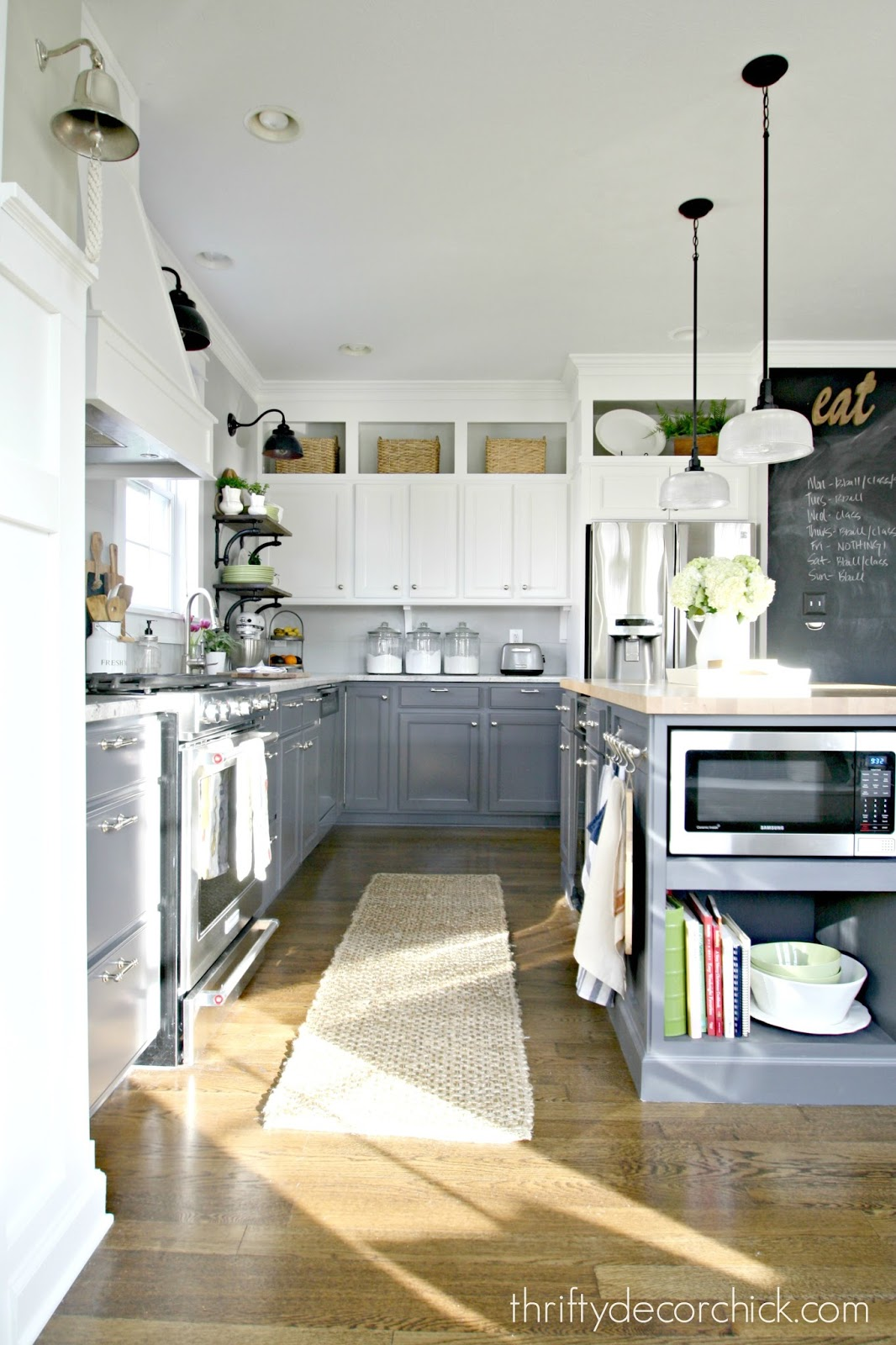 The Kitchen Renovation Budget (and How I Saved!) from Thrifty Decor ...