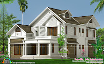 House with Dormer Roof Designs