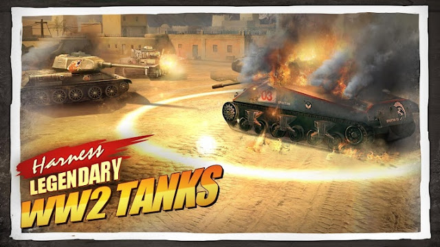 Brothers in Arms 3 Mod Apk v1.4.3d