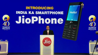 All About JioPhone - How To Buy JioPhone, Rs.153 Plan Details
