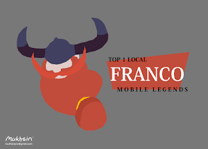 Top 1 Local Franco di Mobile Legends, Gampang!