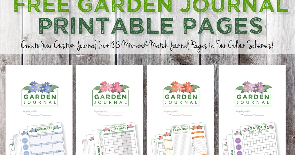 photograph relating to Free Printable Garden Planner titled Inexperienced inside of Accurate Daily life: Back garden Journaling and Developing: Absolutely free