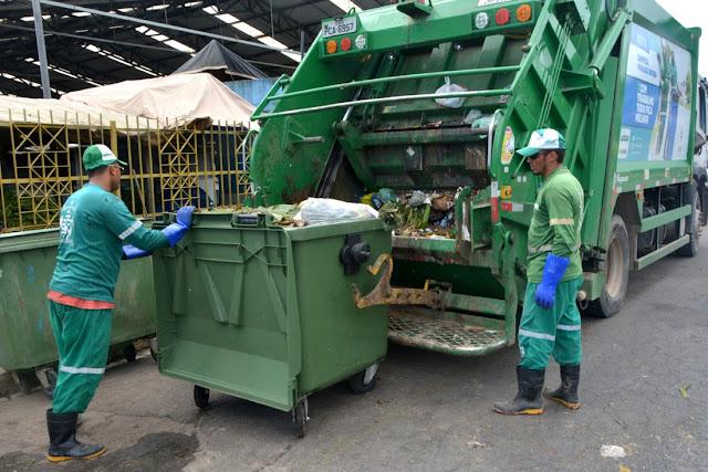 Prefeitura do Cabo recolheu mais de um milhão de resíduos durante mês de dezembro